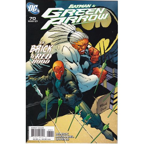 Rika-Comic-Shop--Green-Arrow---Volume-2---70