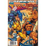 Rika-Comic-Shop--Uncanny-X-Men-Annual---Volume-1---1998