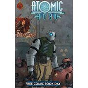 Rika-Comic-Shop--Atomic-Robo---FCBD---2008