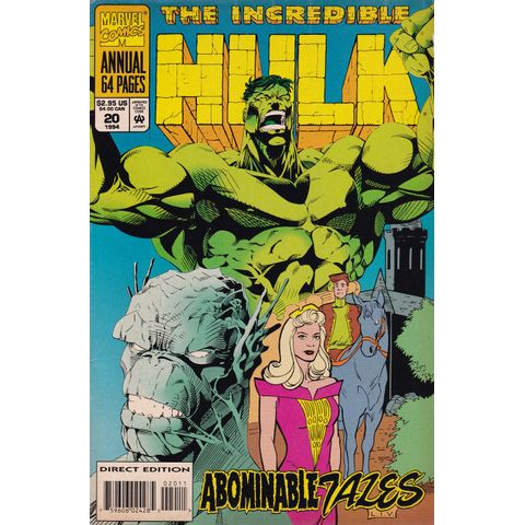 Rika-Comic-Shop--Incredible-Hulk---Volume-1---Annual---20