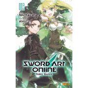 Rika-Comic-Shop--Sword-Art-Online---Fairy-Dance---3--Novel-