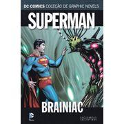 DC-Comics---Colecao-de-Graphic-Novels---18---Superman---Brainiac