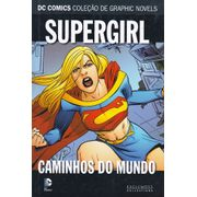DC-Comics---Colecao-de-Graphic-Novels---115---Supergirl---Caminho-do-Mundo