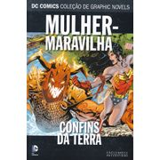 DC-Comics---Colecao-de-Graphic-Novels---117---Mulher-Maravilha---Confins-da-Terra-