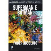 DC-Comics---Colecao-de-Graphic-Novels---29---Superman-e-Batman---Poder-Absoluto