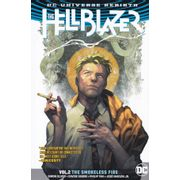 Hellblazer---2---The-Smokeless-Fire--TPB-