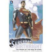 Superman---Birthright--TPB-