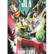 JLA---Liberty-and-Justice--TPB-