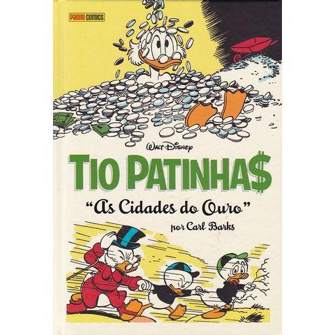 Colecao-Carl-Barks--Capa-Dura----Volume-14---As-Cidades-do-Ouro