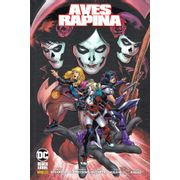 Rika-Comic-Shop--Aves-de-Rapina---Edicao-de-Luxo
