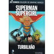 Rika-Comic-Shop--DC-Comics---Colecao-de-Graphic-Novels---124---Superman-e-Supergirl---Turbilhao