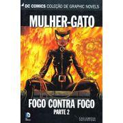 Rika-Comic-Shop--DC-Comics---Colecao-de-Graphic-Novels---127---Mulher-Gato---Fogo-Contra-Fogo---Parte-Dois