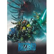 Rika-Comic-Shop--Art-of-Blizzard-Entertainment--HC-