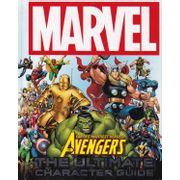 Rika-Comic-Shop--Avengers---The-Ultimate-Character--HC-