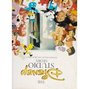 Rika-Comic-Shop--Disney-Studio-Story--HC-