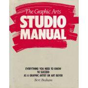 Rika-Comic-Shop--Graphic-Arts---Studio-Manual--HC-