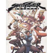 Rika-Comic-Shop--Street-Fighter---Tribute--HC-