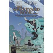 Rika-Comic-Shop--Graveyard-Book-by-Neil-Gaiman---2--HC-