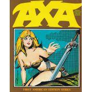 Rika-Comic-Shop--Axa---Color-Album--TPB-