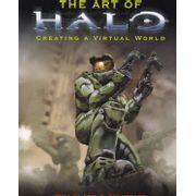Rika-Comic-Shop--Art-of-Halo---Creating-a-Virtual-World--TPB-