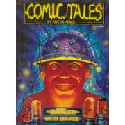 Rika-Comic-Shop--Comic-Tales--TPB-