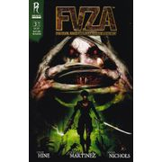 Rika-Comic-Shop--FVZA---Federal-Vampire-and-Zombie-Agency---3--TPB-