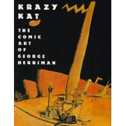 Rika-Comic-Shop--Krazy-Kat---The-Comic-Art-of-George-Herriman--TPB-