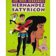 Rika-Comic-Shop--Love-and-Rockets-Collection---15---Hernadez-Satyricon--TPB-