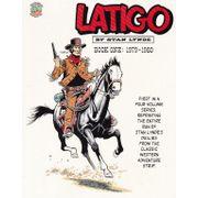 Rika-Comic-Shop--Latigo---Book-One---1979-1980--TPB-