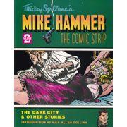 Rika-Comic-Shop--Mike-Hammer---The-Comic-Strip-by-Mickey-Spilliane---2--TPB-