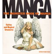 Rika-Comic-Shop--Monster-Book-of-Manga---Fairies-and-Magical-Creatures---Draw-Like-the-Experts--TPB-