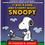 Rika-Comic-Shop--Snoopy---It-Was-a-Dark-and-Stormy-Night-Snoopy--TPB-