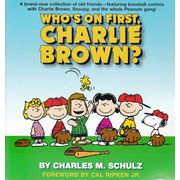 Rika-Comic-Shop--Snoopy---Who-s-on-First-Charlie-Brown--TPB-
