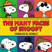 Rika-Comic-Shop--Snoopy---The-Many-Faces-of-Snoopy--TPB-