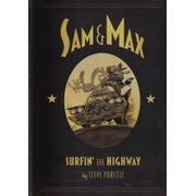 Rika-Comic-Shop--Sam-and-Max---Surfin-the-Highway--TPB-