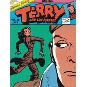 Rika-Comic-Shop--Terry-and-the-Pirates---16---Rouge--TPB-