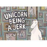 Rika-Comic-Shop--Unicorn-Beeing-a-Jerk--TPB-