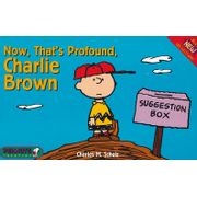 Rika-Comic-Shop--Snoopy---Now-That-s-Profound-Charlie-Brown--TPB-