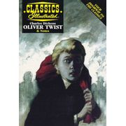 Rika-Comic-Shop--Classics-Illustrated---Study-Guide---Charles-Dickens---Oliver-Twist-