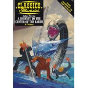 Rika-Comic-Shop--Classics-Illustrated---Study-Guide---Jules-Verne---A-Journey-to-the-Center-of-the-Earth