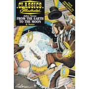 Rika-Comic-Shop--Classics-Illustrated---Study-Guide---Jules-Verne---From-the-Earth-to-the-Moon