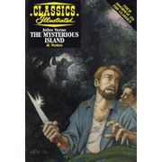 Rika-Comic-Shop--Classics-Illustrated---Study-Guide---Jules-Verne---The-Mysterious-Island