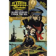 Rika-Comic-Shop--Classics-Illustrated---Study-Guide---Jules-Verne---20.000-Leagues-Under-Water