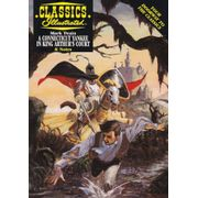 Rika-Comic-Shop--Classics-Illustrated---Study-Guide---Mark-Twain---A-Connecticut-Yankee-in-King-Arthur-s-Court
