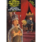 Rika-Comic-Shop--Classics-Illustrated---Study-Guide---Mark-Twain---The-Prince-and-the-Pauper