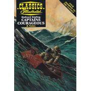 Rika-Comic-Shop--Classics-Illustrated---Study-Guide---Rudyard-Kipling---Captains-Courageous