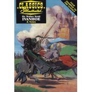 Rika-Comic-Shop--Classics-Illustrated---Study-Guide---Sir-Walter-Scott---Invanhoe