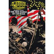 Rika-Comic-Shop--Classics-Illustrated---Study-Guide---Stephen-Crane---The-Red-Badge-of-Courage