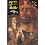Rika-Comic-Shop--Classics-Illustrated---Study-Guide---Willian-Shakespeare---Macbeth